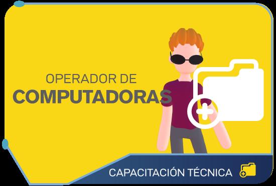 Operador de Computadoras